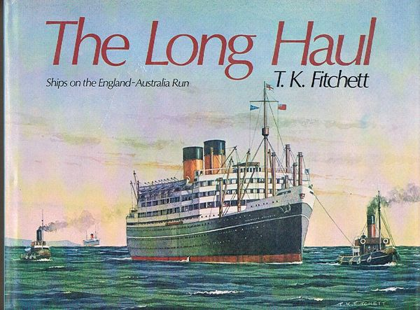 The Long Haul: Ships on the England-Australia Run