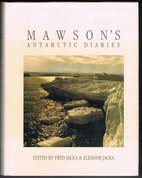 Mawson's Antarctic Diaries