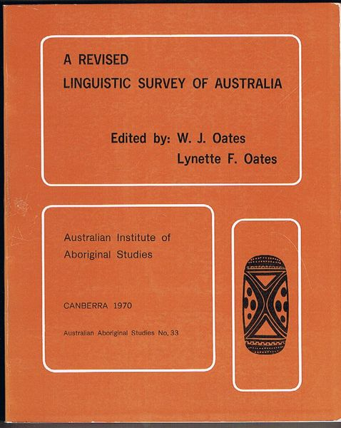 A Revised Linguistic Survey of Australia
