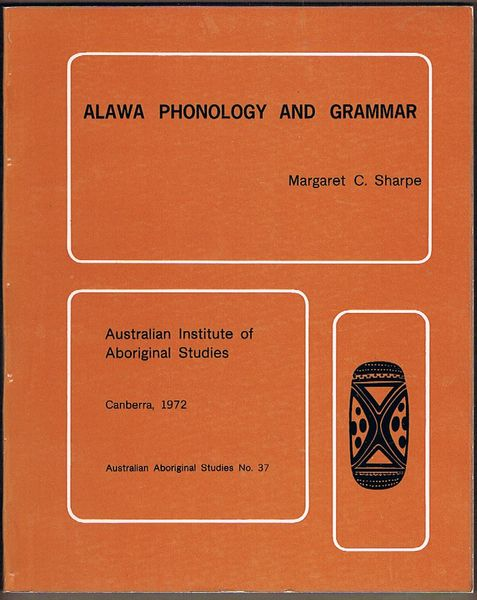 Alawa Phonology and Grammar