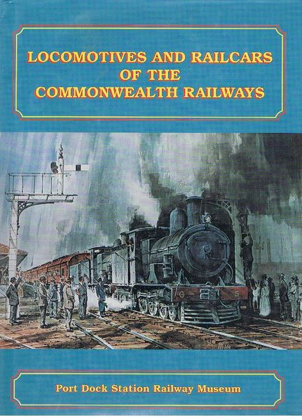 Locomotives and Railcars of the Commonwealth Railways
