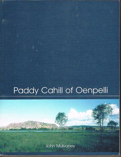Paddy Cahill of Oenpelli