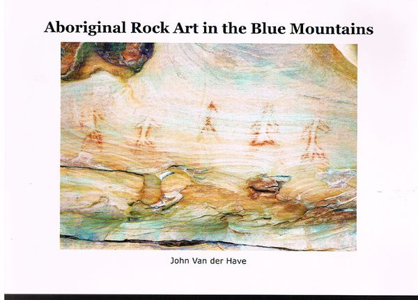 Aboriginal Rock Art in the Blue Mountains