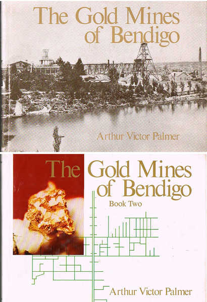 The Gold Mines of Bendigo  Books One and Two