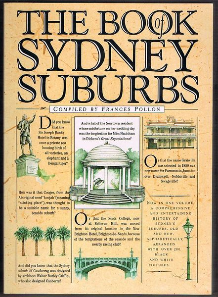 The Book of Sydney Suburbs