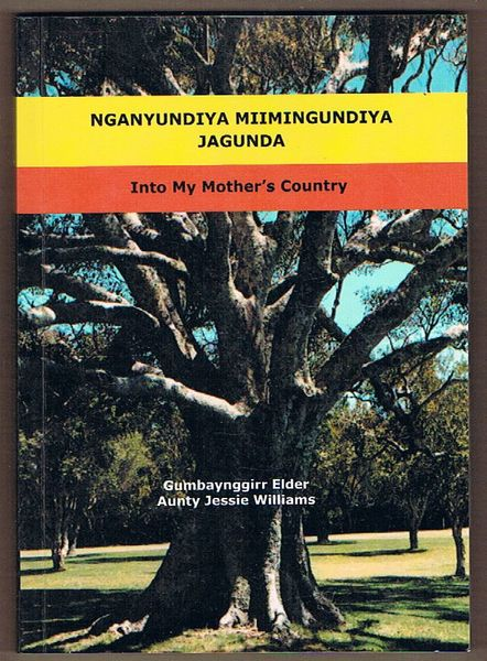 Nganyundiya Miimingundiya Jagunda: Into My Mother's Country