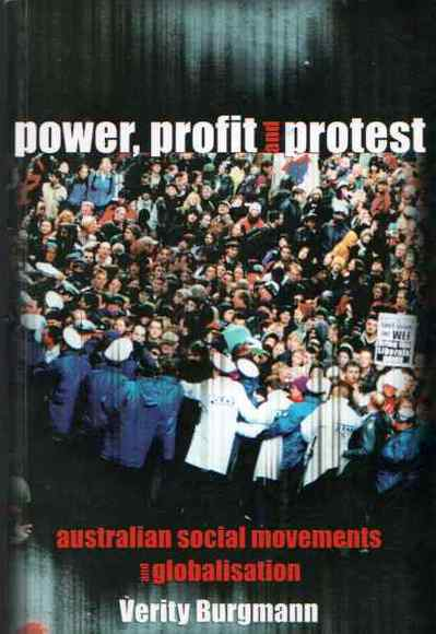 Power, Profit and Protest: Australian Social Movements and Globalisation