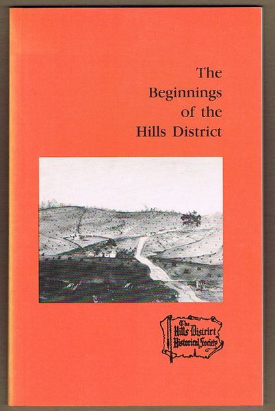 The Beginnings of the Hills District