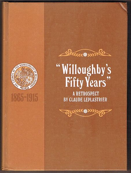 Willoughby's Fifty Years: A Retrospect