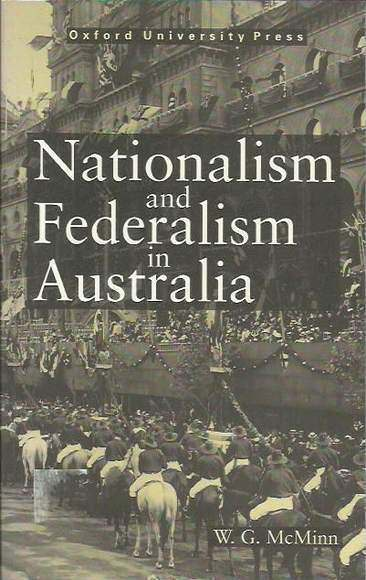 Nationalism and Federalism in Australia