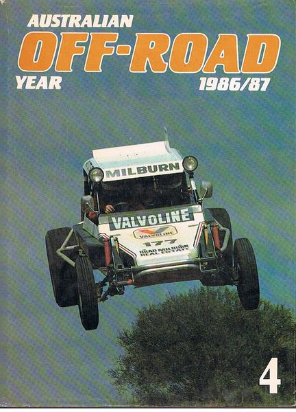 Australian Off-road Year 1986/87