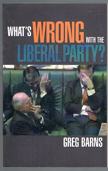 What's Wrong With the Liberal Party?