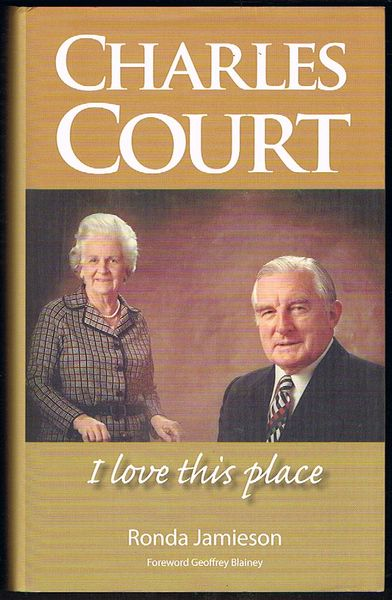 Charles Court: I Love This Place