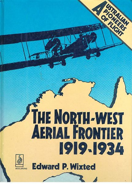 The North-West Aerial Frontier 1919-1934