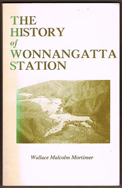 The History of Wonnangatta Station