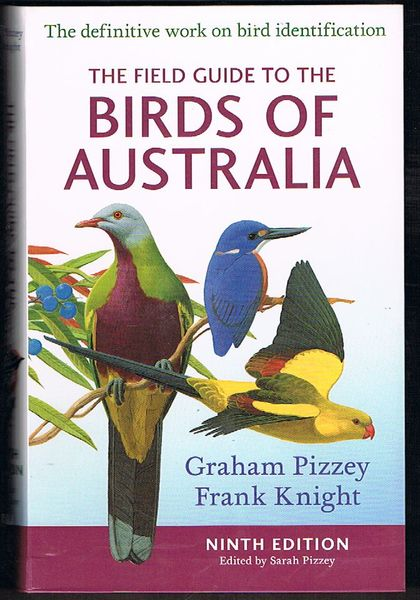 The Field Guide to the Birds of Australia. Ninth Edition