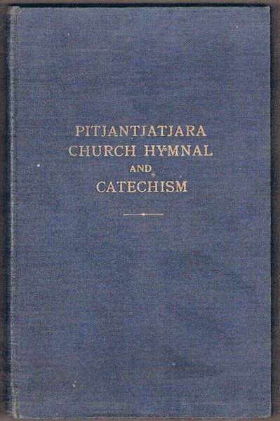 Pitjantjatjara Church Hymnal and Catechism
