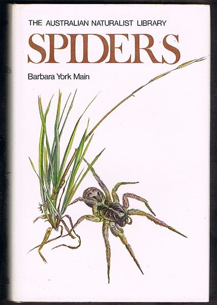 Spiders. The Australian Naturalists Library