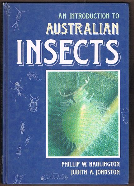 An Introduction to Australian Insects