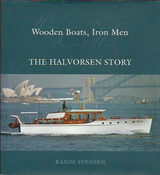 Wooden Boats, Iron Men: The Halvorsen Story