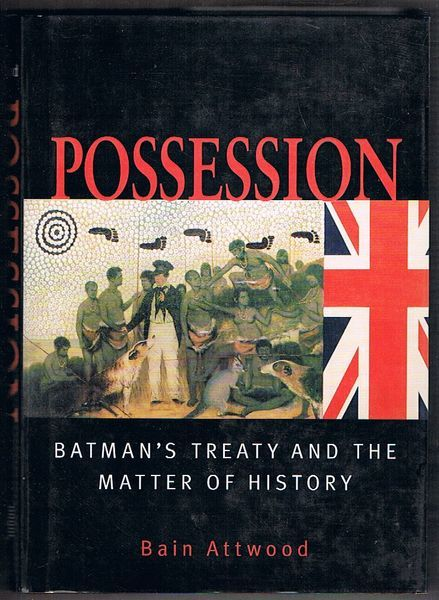 Possession: Batman's Treaty and the Matter of History