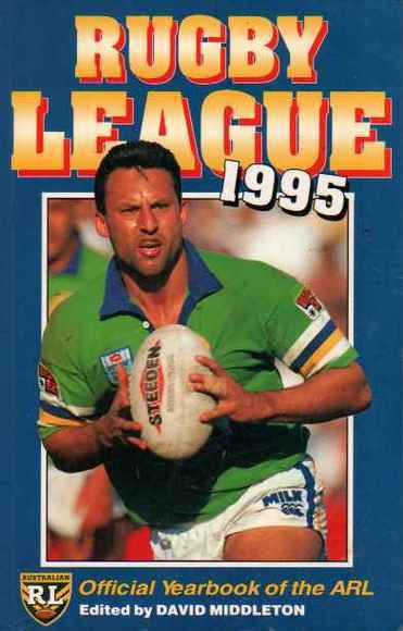 Rugby League 1995: Official Yearbook of the ARL