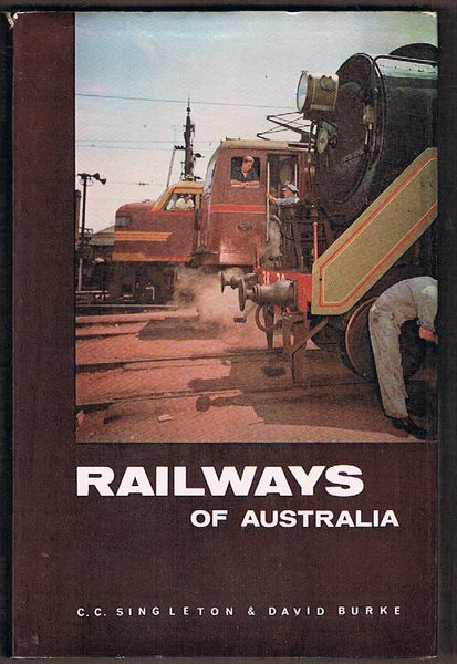 Railways of Australia