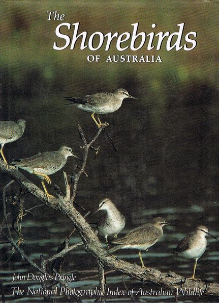 The Shorebirds of Australia: The National Photographic Index of Australian Wildlife