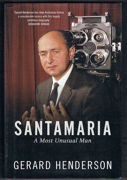 Santamaria: A Most Unusual Man