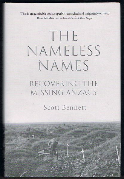 The Nameless Names: Recovering the Missing Anzacs