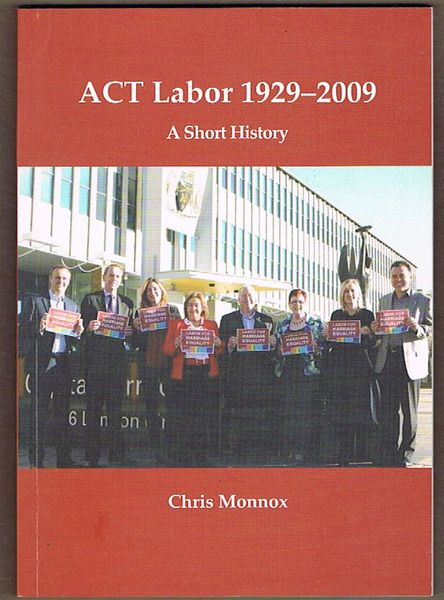 ACT Labor 1929-2009: A Short History