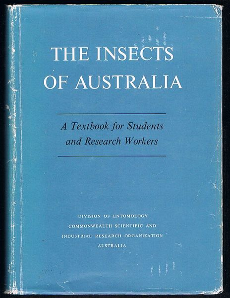 The Insects of Australia: A Textbook for Students and Research Workers