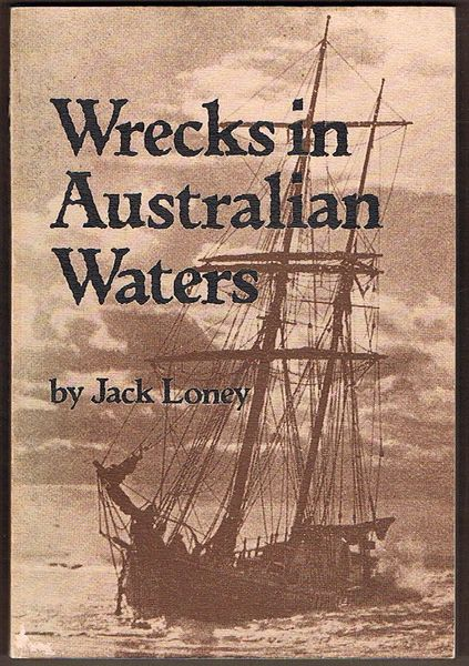 Wrecks in Australian Waters